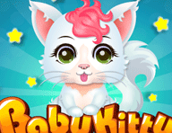 Baby Kitty Salon Game