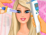 Barbie Eye Care Game