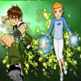 Table Tennis Ben 10